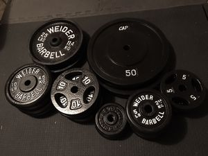 Standard Weight Set (Read Desc.) for Sale in Duluth, GA