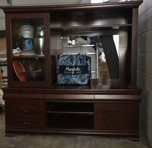 Entertainment Center for Sale in Jacksonville, FL