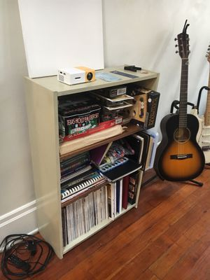 White Shelving Unit for Sale in Pittsburgh, PA
