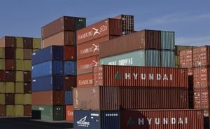 Used Containers- 40' WWT Cargo Shipping Boxes for Sale in Brownsville, TX