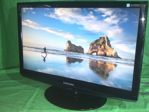 "SAMSUNG SYNCMASTER 2333SW High Glossy Black 23"" 5ms Widescreen LCD Monitor for Sale in Upland, CA"