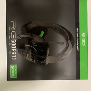 RIG 500 PRO EX Atmos 3D Audio Gaming Headset for Xbox for Sale in Fresno, CA