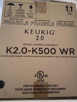 Keurig 2.0 in box brand new for Sale in San Marcos, CA