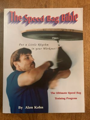 Book: The Speed Bag Bible for Sale in Glendale, CA