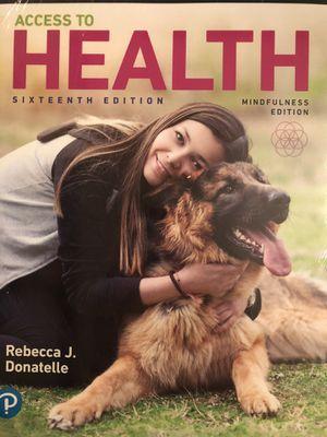 Access To Health 16e NEW for Sale in Boca Raton, FL