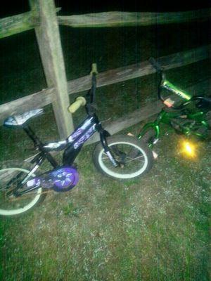 Kids bikes both for 40$ for Sale in Glen Burnie, MD
