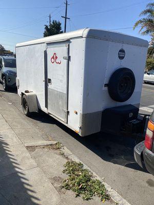 1999 wells cargo trailer 6X14 for Sale in Oakland, CA