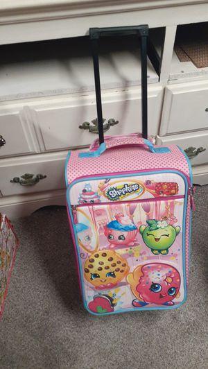 Shopkins rolling luggage for Sale in Auburndale, FL
