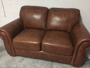 Brand NEW leather couch for Sale in Orlando, FL