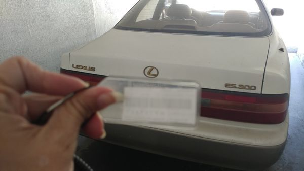 1996 Lexus ES 300 Needs Engine Repairs
