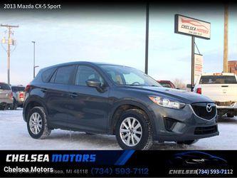 2013 Mazda Cx-5 for Sale in Chelsea,  MI