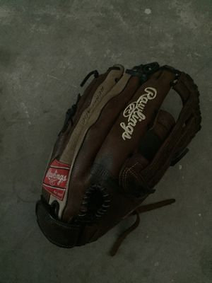 "Rawlings 13"" baseball/softball glove for Sale in Tracy, CA"