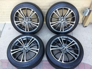 Stock FRS FR-S wheels (tires and rims and TPMS sensors) FOR TRADE for Sale in Bellevue, WA