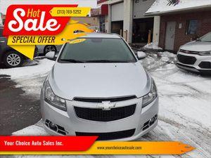 2013 Chevrolet Cruze for Sale in Dearborn, MI
