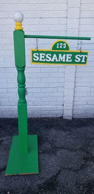 Sesame Street Sign for Sale in Hollywood, FL