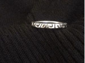 Silpada Sterling Silver Ring for Sale in San Diego, CA