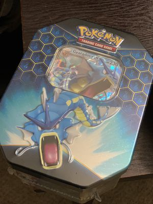 Pokemon Hidden Fates Tin for Sale in Glendale, AZ