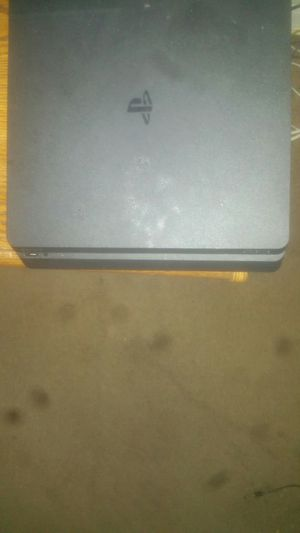 PS4 slim, Including downloaded games for Sale in District Heights, MD