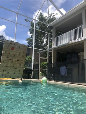 Rock Wall Ninja climbing for Sale in Estero, FL