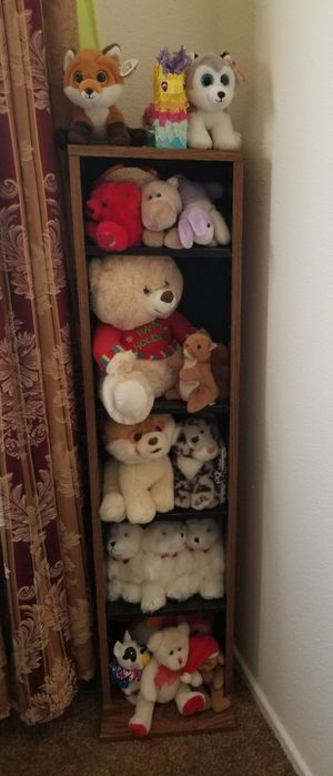 Stuffed animals brand new and shelf $60 for Sale in Sacramento, CA