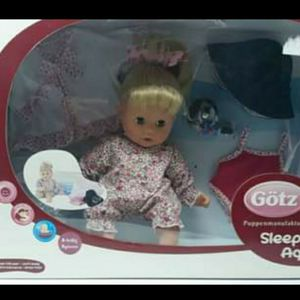 "Gotz Cosy Aquini Set 13"" Soft body 8 Piece Set for Sale in Seattle, WA"