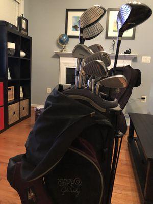 Hippo golf club set for Sale in Springfield, VA