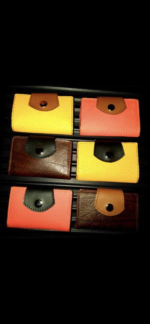 leather purses for Sale in Lawrence Township, NJ
