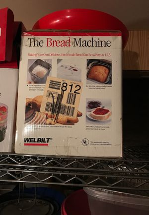 Bread machine never used for Sale in Martinsburg, WV