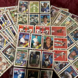 1988 Tops Baseball cards for Sale in University Place, WA