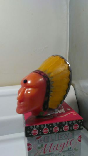 1950 original Indian motor cycle fender light for Sale in Faucett, MO