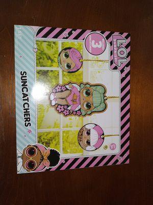 L.O.L Surprise Suncatchers Includes 3 for Sale in Fresno, CA