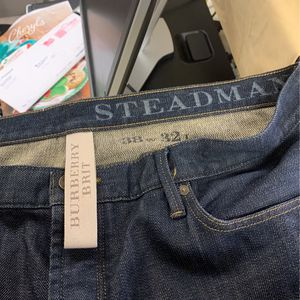 Authentic Burberry men's jeans for Sale in Naugatuck, CT