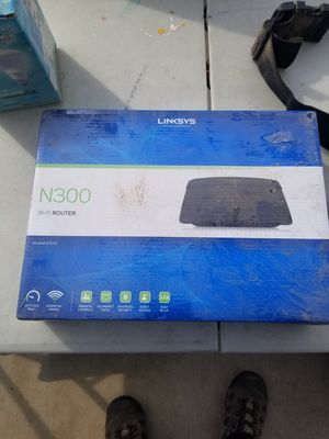 Lynksis N300 Wireless Router for Sale in Bakersfield, CA