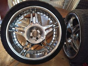 Chrome rims for Sale in Plant City, FL