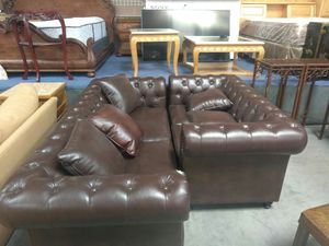Brand New couch and loveseat for Sale in Las Vegas, NV