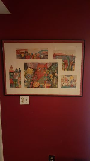 A NOSTALGIC CAT REMEMBERS SAN FRANCISCO-BY JUDITH BLEDSOE for Sale in LAKE CLARKE, FL