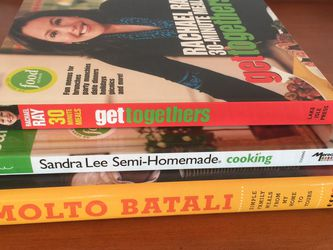 Food Network Stars Cookbooks for Sale in San Diego,  CA