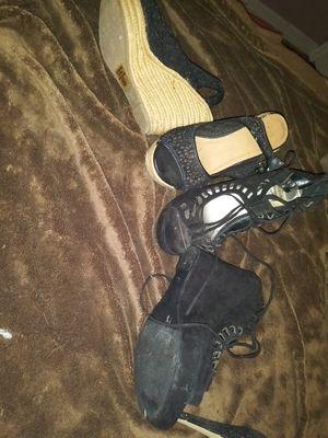 Ladys high heel shoes size 7 & 8 for Sale in Azalea Park, FL