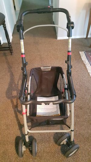 Graco SnugRide Click Connect Infant Car Seat Stroller Carrier Carriage for Sale in Bowie, MD