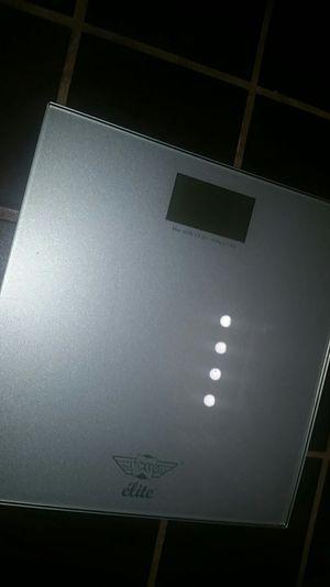 Super slim bathroom scale for Sale in San Jose, CA