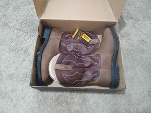 Ariat RigTek composite toe work boots. Size 11.5 for Sale in Clarksville, TN