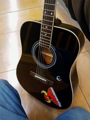 Epiphone acoustic for Sale in Los Angeles, CA
