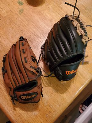 Youth Baseball Gloves for Sale in Patterson, CA