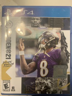 MADDEN NFL 21 BRAND NEW for Sale in Tampa, FL
