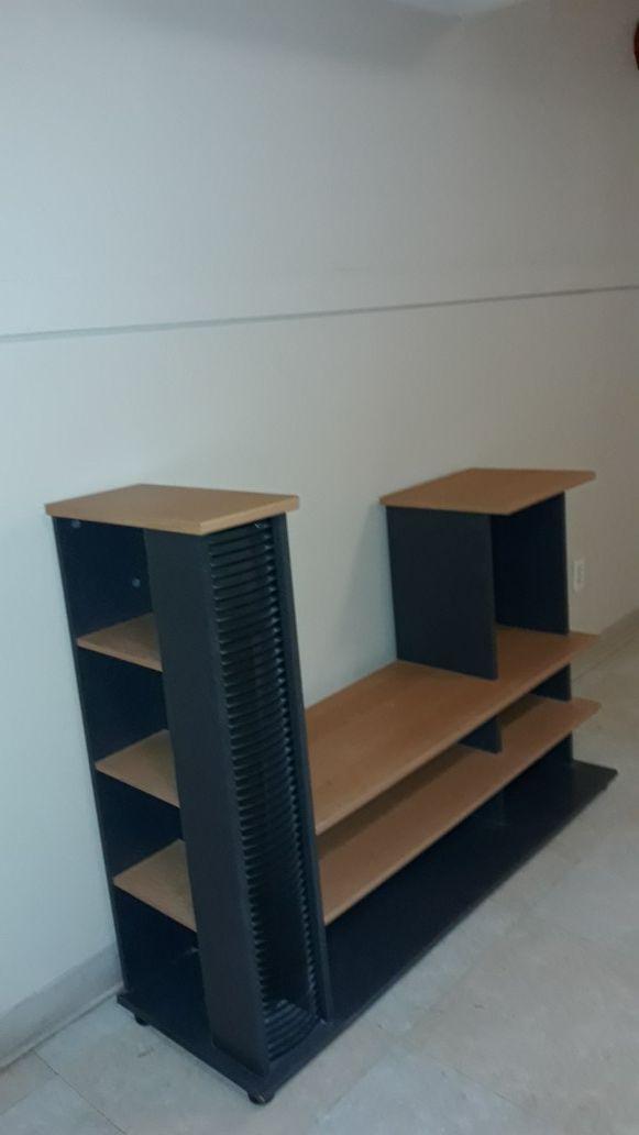 Nice tv stand and storage