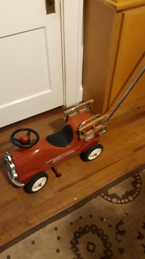 1970s Radio Flyer Fire Engine #9 for Sale in Decatur, GA
