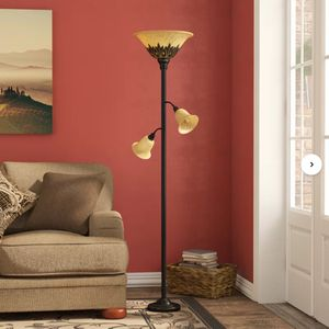 "Quincy 71"" Torchiere floor lamp for Sale in Lithonia, GA"