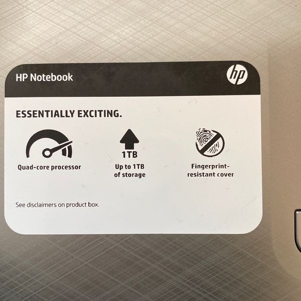 Hp Touch A green Laptop