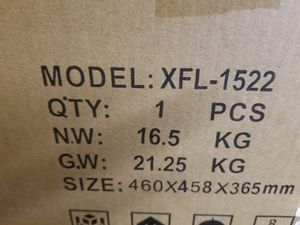 American bass xfl 15s new in cardboard dual 2 for Sale in Columbus, OH