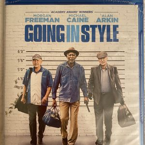 New Going in style blu ray for Sale in Fife, WA